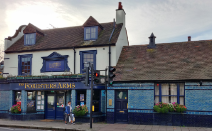 Foresters Arms, Hampton Wick